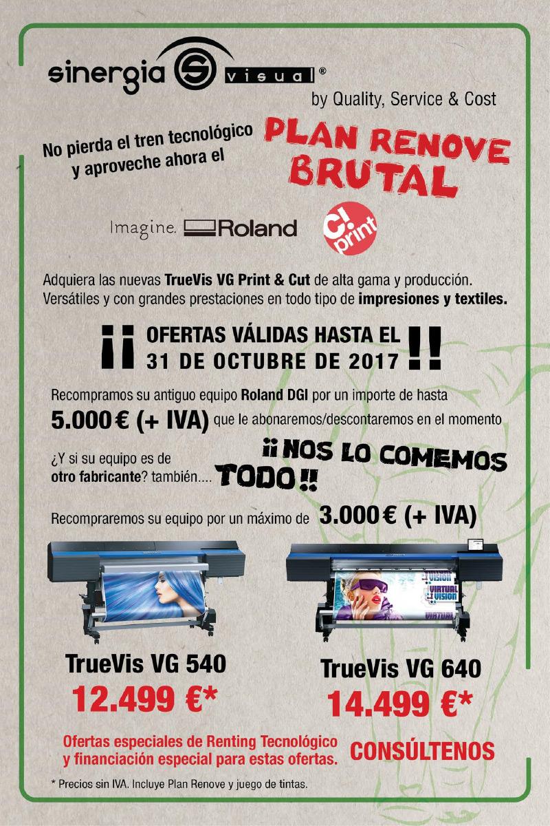 Oferta Roland TrueVIS C!Print
