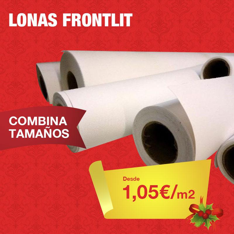 Lona Frontlit