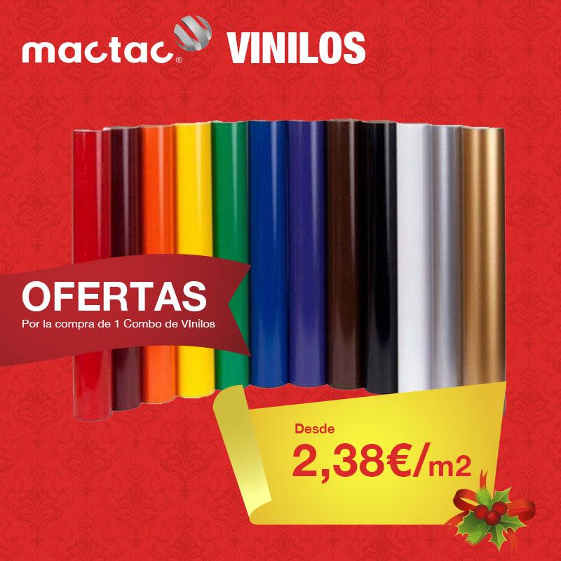 Vinilos Mactac