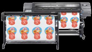 HP Latex 335 Print&Cut