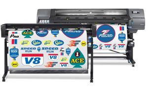 Promo HP Latex Impresión y Corte 335