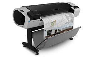HP DesignJet T1300 PS 44''