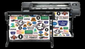 HP Latex 115 Print&Cut