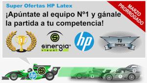Promociones Marzo HP Latex