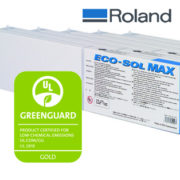 Certificado Greenguard Gold Tintas Roland