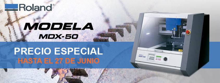 Oferta Roland Modela MDX-50