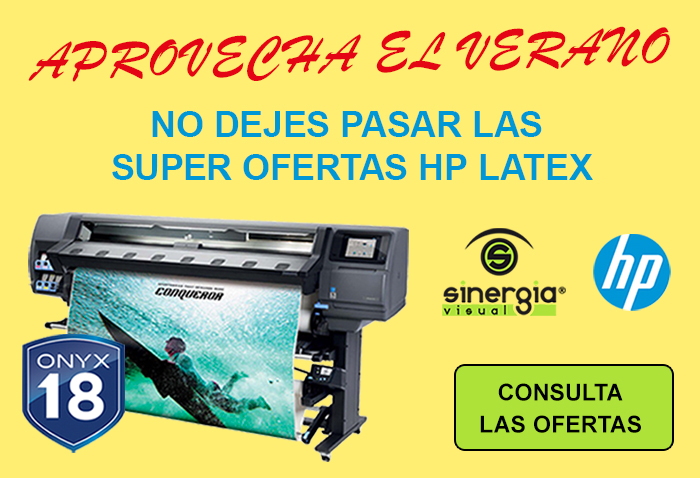 Ofertas HP Latex