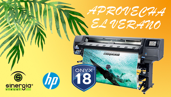 Ofertas HP Latex Julio