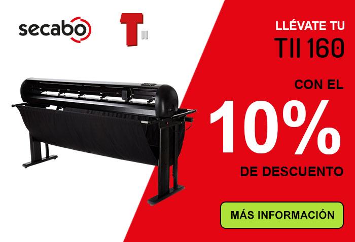 Oferta Secabo TII 160