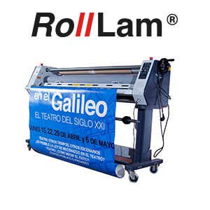 Roll-Lam Sinergy 1650-W